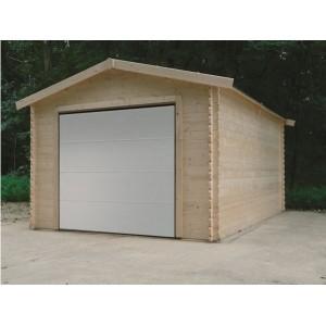 Garage en bois Hobby Atelier Solid 13,83m²