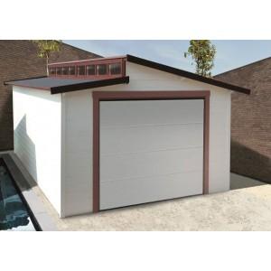 Garage en bois Torino Solid 20,06m²