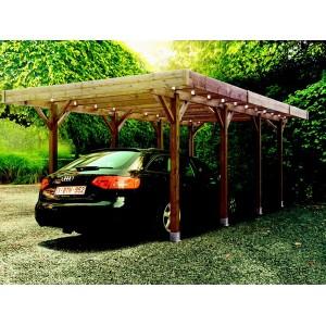 Carport en bois Solid 15,5m²