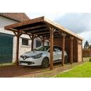 Carport en bois Madeira Harry 20,33m²